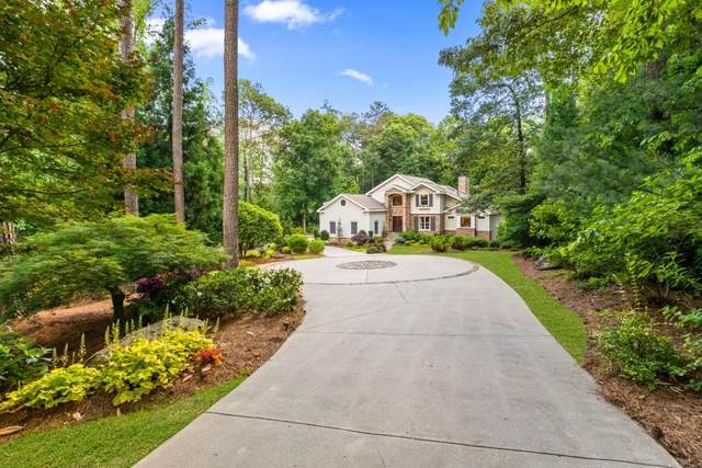 439 Shadowlawn Road, Marietta, GA 30067 (MLS #6732916) :: The Cowan Connection Team