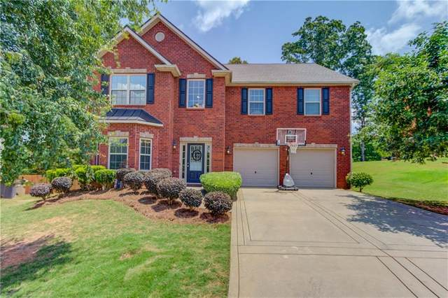 5844 Bradshaw Court, Flowery Branch, GA 30542 (MLS #6732919) :: The Realty Queen & Team