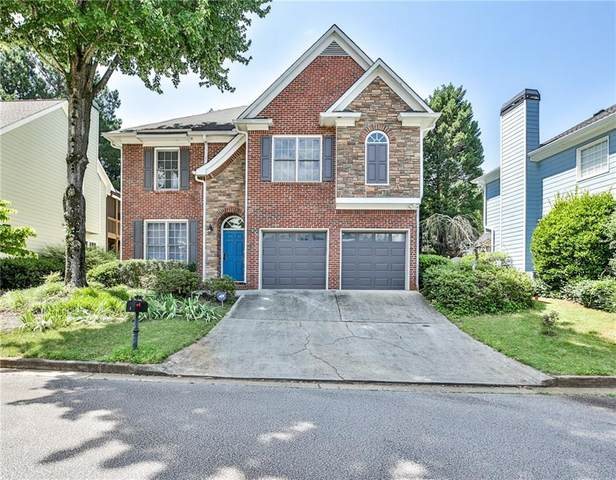 3 Renfroe Court, Decatur, GA 30030 (MLS #6732923) :: Charlie Ballard Real Estate
