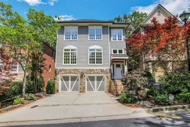 1161 Sheridan Road #6, Atlanta, GA 30324 (MLS #6732957) :: Charlie Ballard Real Estate