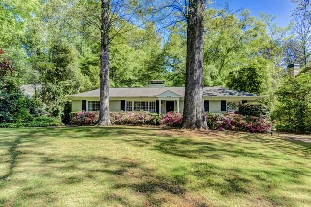 728 Burke Road, Atlanta, GA 30305 (MLS #6733006) :: Charlie Ballard Real Estate