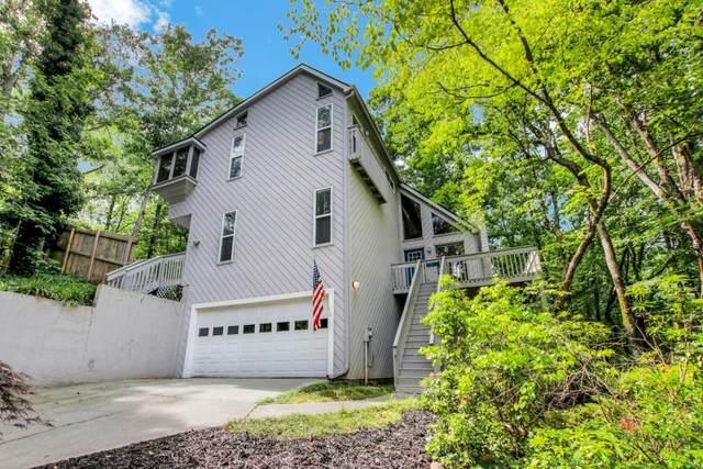 3477 Lake Point Way, Marietta, GA 30062 (MLS #6733038) :: Charlie Ballard Real Estate
