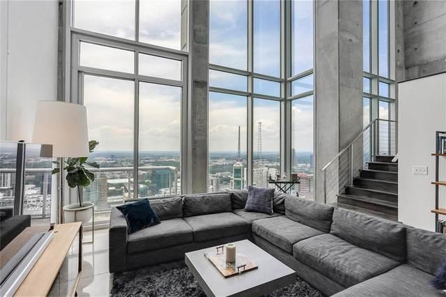 855 Peachtree Street NE #3602, Atlanta, GA 30308 (MLS #6733069) :: Charlie Ballard Real Estate