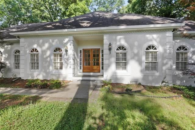 450 Saddlebrook Drive, Roswell, GA 30075 (MLS #6733073) :: The Butler/Swayne Team