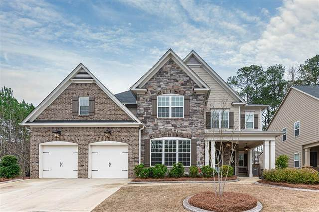 401 Lakestone Drive, Woodstock, GA 30188 (MLS #6733074) :: Charlie Ballard Real Estate