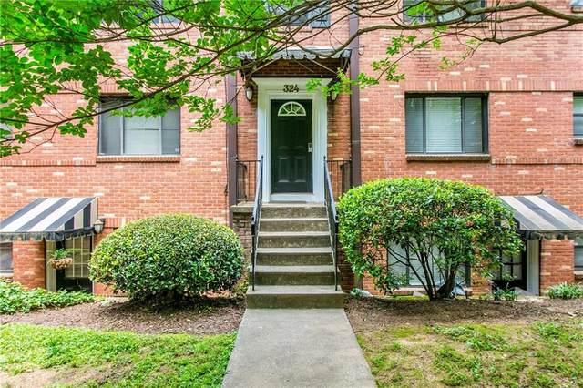 324 3rd Street NE #5, Atlanta, GA 30308 (MLS #6733075) :: Kennesaw Life Real Estate