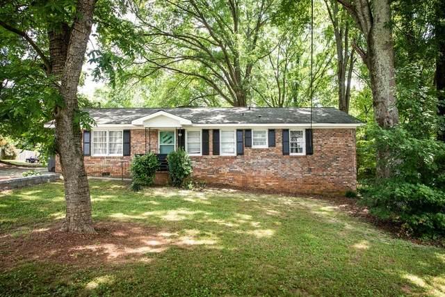 4826 Logan Road, Acworth, GA 30101 (MLS #6733077) :: Kennesaw Life Real Estate