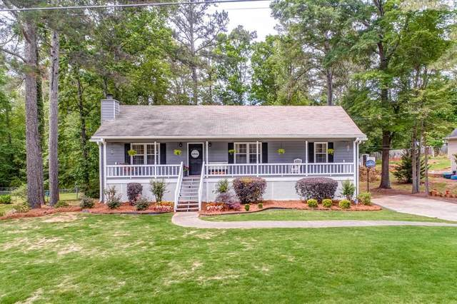 617 Presidential Drive, Dallas, GA 30157 (MLS #6733079) :: Dillard and Company Realty Group