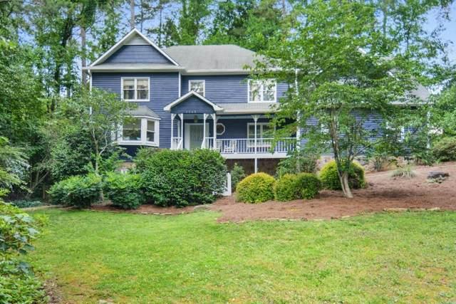 3347 Woodsfield Trace NE, Marietta, GA 30062 (MLS #6733083) :: Dillard and Company Realty Group