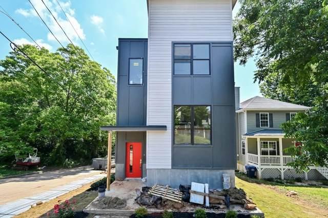 81 Hutchinson Street NE, Atlanta, GA 30307 (MLS #6733085) :: RE/MAX Prestige