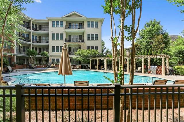 3621 Vinings Slope #2119, Atlanta, GA 30339 (MLS #6733093) :: Charlie Ballard Real Estate