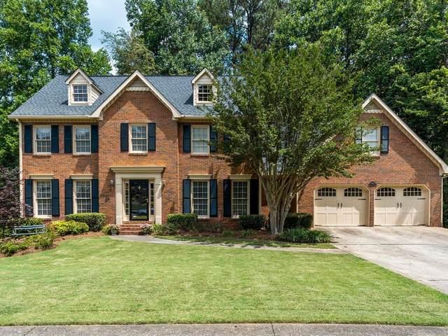 5852 Brookstone Trace, Acworth, GA 30101 (MLS #6733097) :: Dillard and Company Realty Group