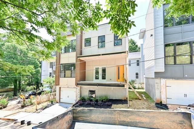 1444 Macklone Street NE, Atlanta, GA 30307 (MLS #6733129) :: RE/MAX Prestige