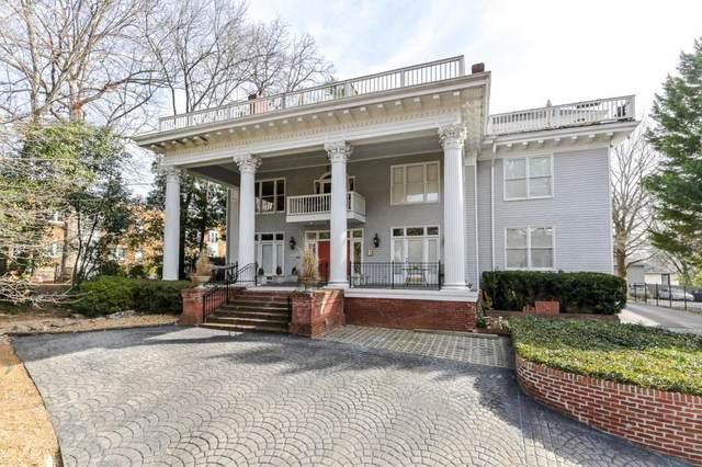 893 Piedmont Avenue NE #2, Atlanta, GA 30309 (MLS #6733130) :: Charlie Ballard Real Estate