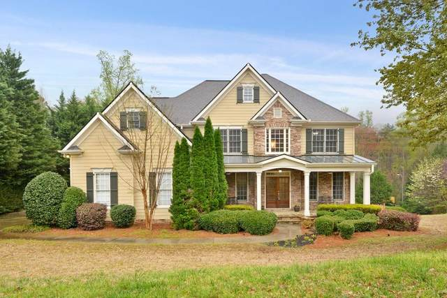 5133 Millwood Drive, Canton, GA 30114 (MLS #6733139) :: The Realty Queen & Team