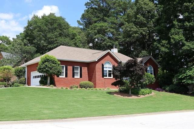 3715 Glen Ian Drive, Loganville, GA 30052 (MLS #6733156) :: The Cowan Connection Team