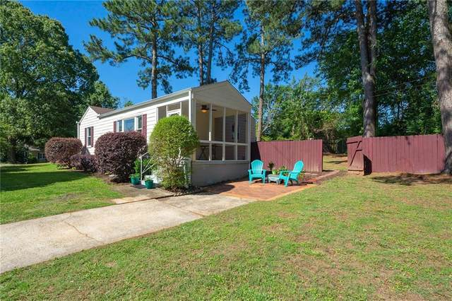 101 E Acres Drive SE, Marietta, GA 30067 (MLS #6733192) :: The Butler/Swayne Team