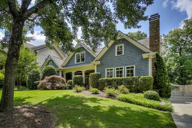 665 Timm Valley Road NE, Atlanta, GA 30305 (MLS #6733205) :: Charlie Ballard Real Estate