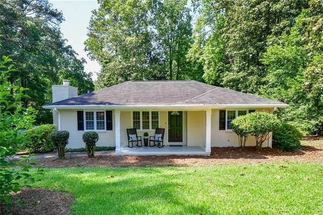 1372 Collier Drive SE, Smyrna, GA 30080 (MLS #6733210) :: Charlie Ballard Real Estate
