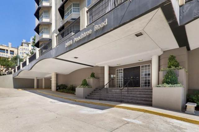 2499 Peachtree Road NE #707, Atlanta, GA 30305 (MLS #6733213) :: The Heyl Group at Keller Williams