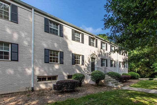 405 Willow Lane #1, Decatur, GA 30030 (MLS #6733216) :: Charlie Ballard Real Estate