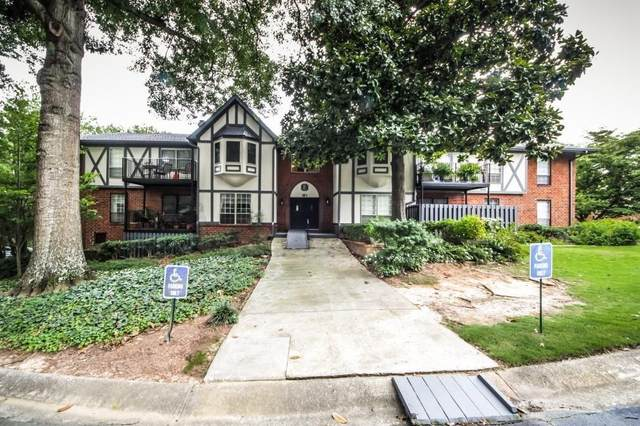 6851 Roswell Road E-1, Sandy Springs, GA 30328 (MLS #6733221) :: Rock River Realty