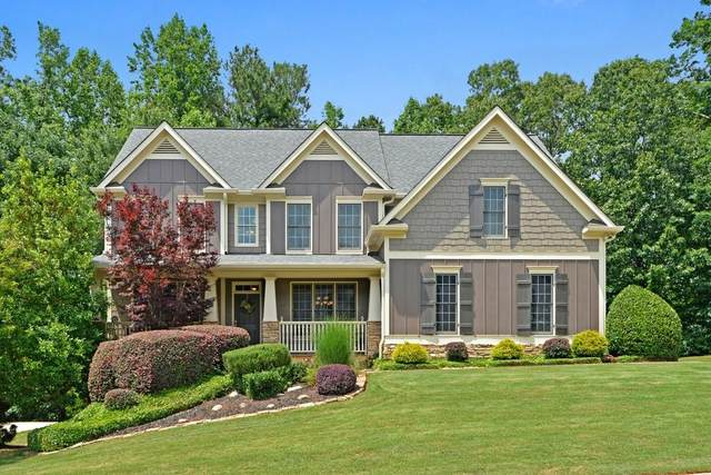 4968 Shallow Creek Trail NW, Kennesaw, GA 30144 (MLS #6733222) :: Charlie Ballard Real Estate