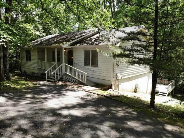 5566 Cavender Creek Road, Dahlonega, GA 30533 (MLS #6733236) :: The Heyl Group at Keller Williams