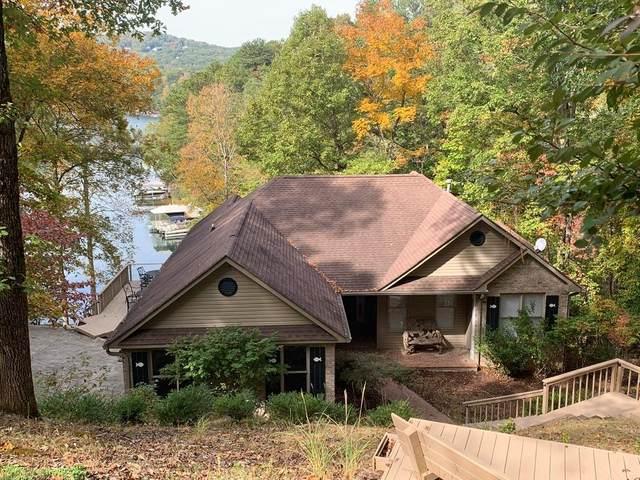 122 Douglas Fir Dr Drive, Waleska, GA 30183 (MLS #6733238) :: Kennesaw Life Real Estate