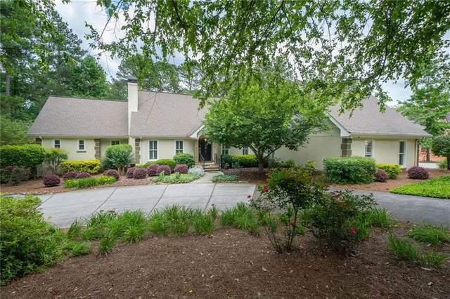1677 John Ward Road SW, Marietta, GA 30064 (MLS #6733248) :: Charlie Ballard Real Estate