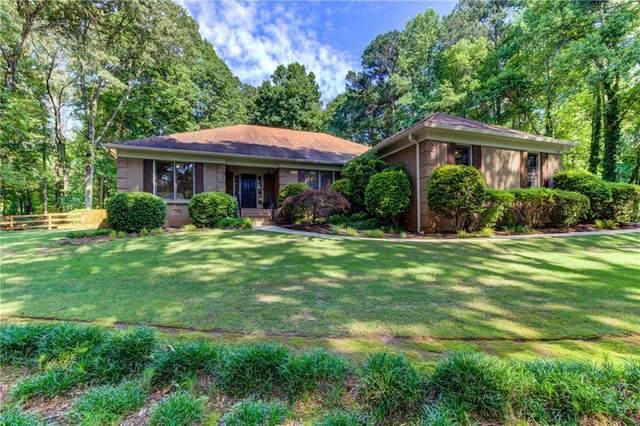 365 Waverly Hall Circle, Roswell, GA 30075 (MLS #6733267) :: Charlie Ballard Real Estate