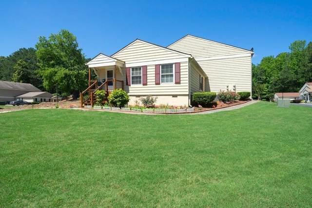 1334 Old Coach Road SW A, Marietta, GA 30008 (MLS #6733284) :: Tonda Booker Real Estate Sales