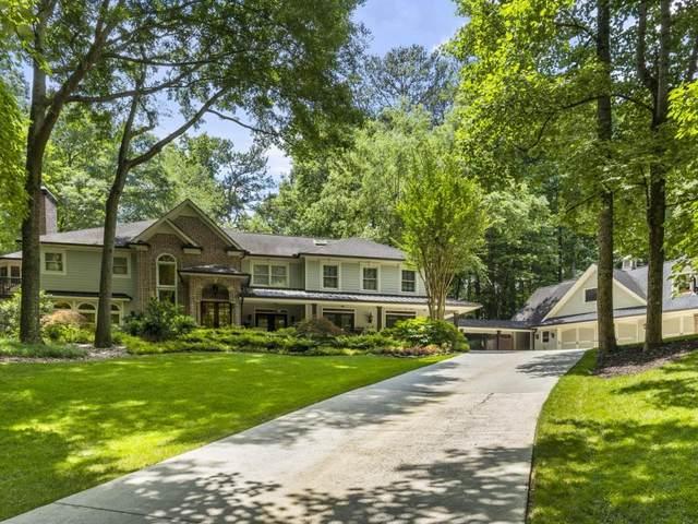 2145 Double Creek Lane, Milton, GA 30004 (MLS #6733290) :: The Butler/Swayne Team