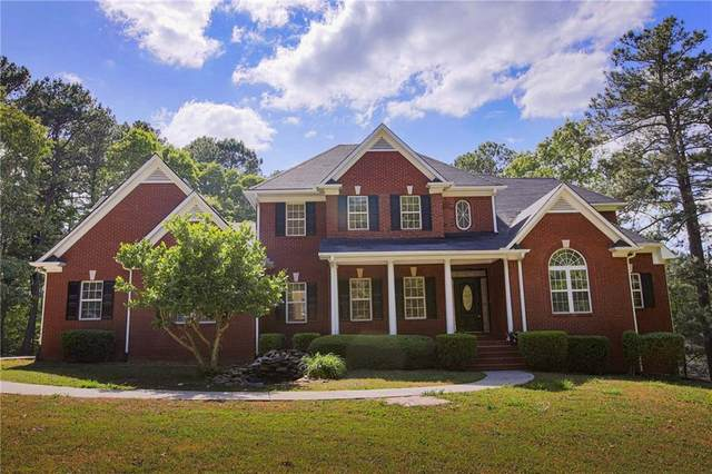 3181 Limrick Lane, Snellville, GA 30039 (MLS #6733301) :: The Cowan Connection Team