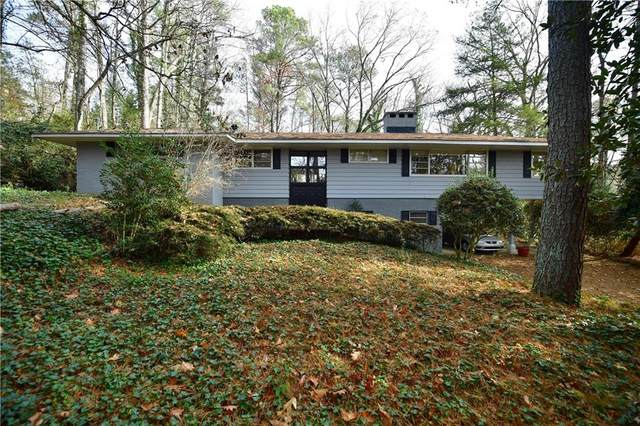 5211 Powers Ferry Road, Sandy Springs, GA 30327 (MLS #6733309) :: North Atlanta Home Team