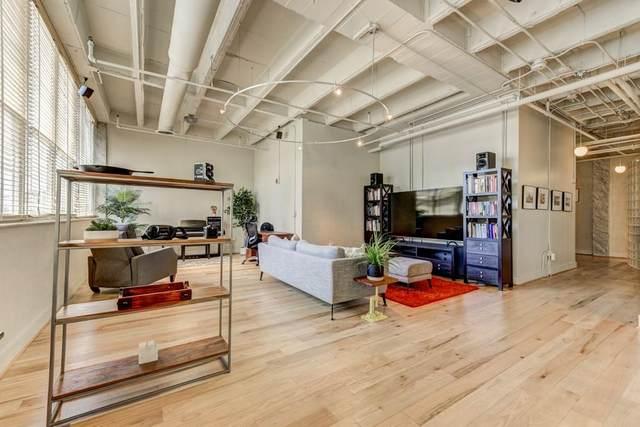 33 Ponce De Leon Avenue NE #304, Atlanta, GA 30308 (MLS #6733313) :: Kennesaw Life Real Estate
