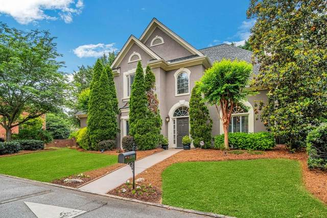 2270 Matthews Street NE, Atlanta, GA 30319 (MLS #6733315) :: The North Georgia Group