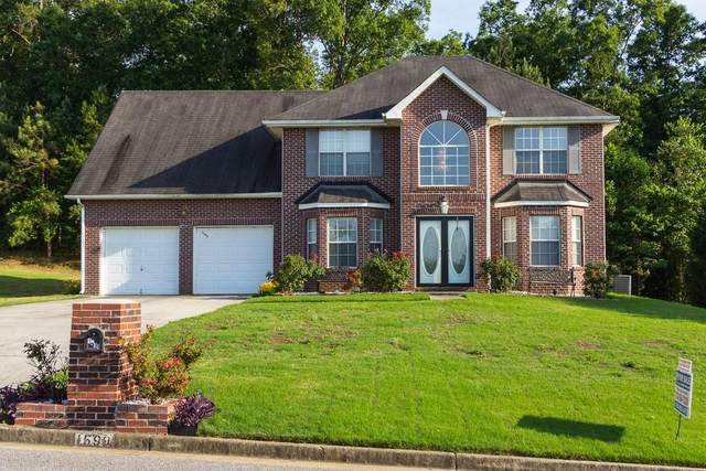 1599 Rogers Crossing Drive, Lithonia, GA 30058 (MLS #6733332) :: Kennesaw Life Real Estate
