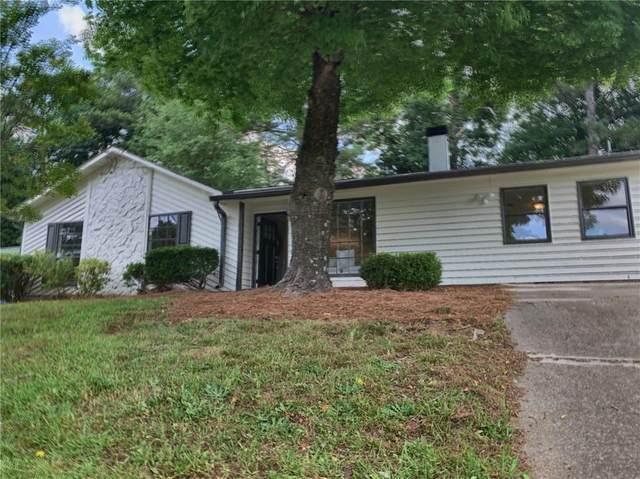 1341 Kings Ridge Drive, Norcross, GA 30093 (MLS #6733353) :: The Heyl Group at Keller Williams