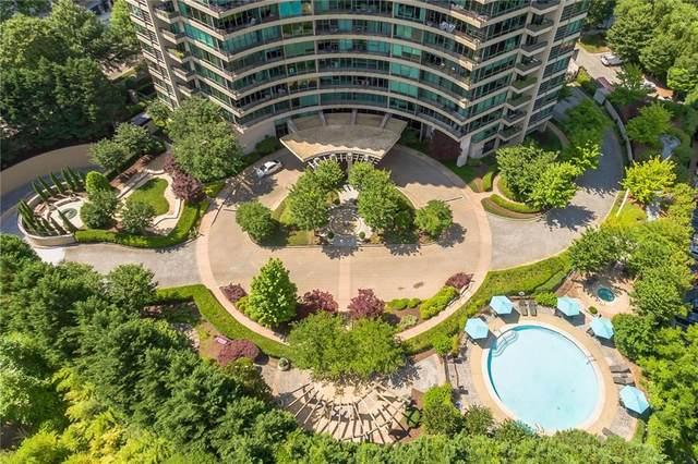 700 Park Regency Place NE #2002, Atlanta, GA 30326 (MLS #6733377) :: The Zac Team @ RE/MAX Metro Atlanta