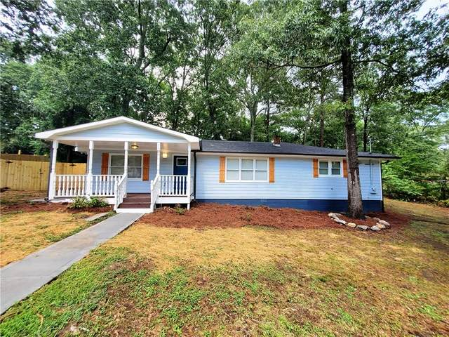 1120 Bingham Road, Douglasville, GA 30134 (MLS #6733382) :: The Realty Queen & Team