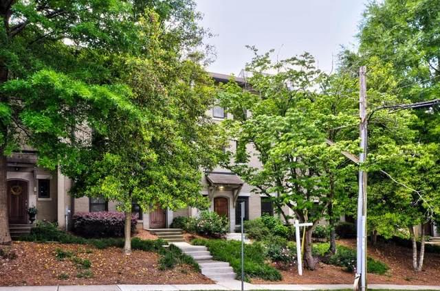 207 Knob Hills Circle, Decatur, GA 30030 (MLS #6733384) :: North Atlanta Home Team