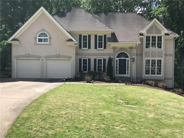 1744 Indian Ridge Drive, Woodstock, GA 30189 (MLS #6733411) :: The Heyl Group at Keller Williams