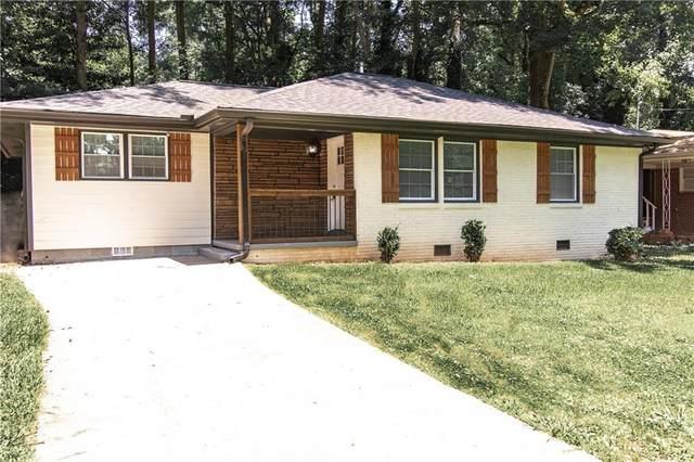 2862 Monterey Drive, Decatur, GA 30032 (MLS #6733415) :: North Atlanta Home Team