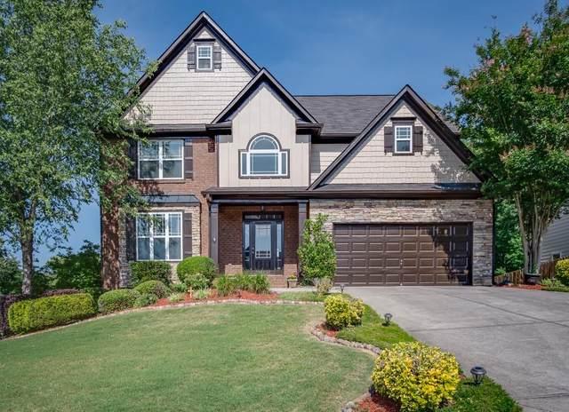 850 Stable View Loop, Dallas, GA 30132 (MLS #6733426) :: Charlie Ballard Real Estate