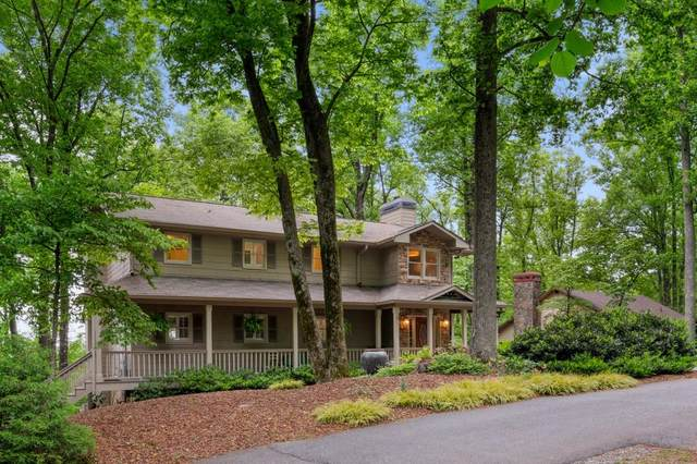 1368 Mountain Oak Road, Ellijay, GA 30536 (MLS #6733438) :: The Heyl Group at Keller Williams