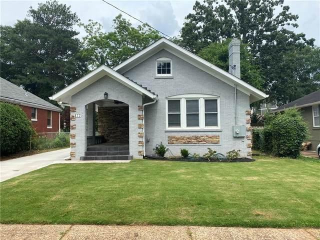 377 Sisson Avenue NE, Atlanta, GA 30317 (MLS #6733456) :: North Atlanta Home Team
