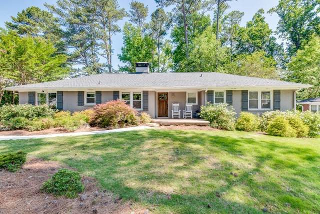 2314 Tanglewood Road, Decatur, GA 30033 (MLS #6733465) :: The Zac Team @ RE/MAX Metro Atlanta
