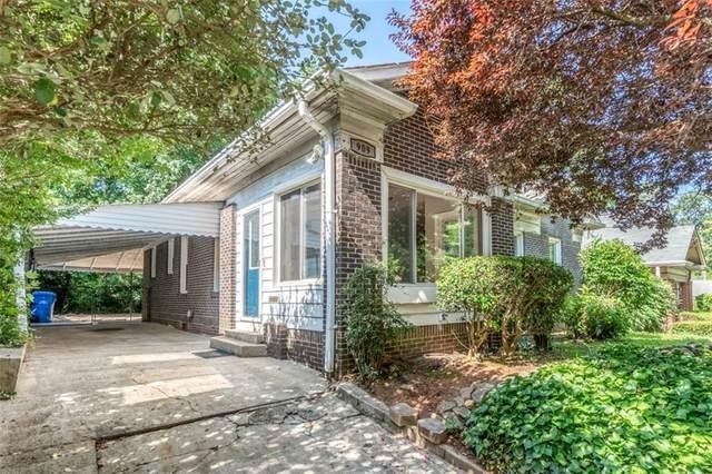 909 United Avenue SE, Atlanta, GA 30316 (MLS #6733497) :: Charlie Ballard Real Estate