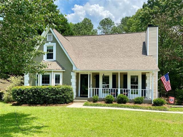 1474 Benjamin Court, Marietta, GA 30064 (MLS #6733501) :: HergGroup Atlanta